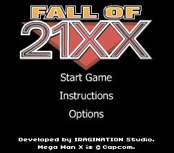 Fall of 21XX r2