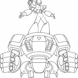 [Line Art] Vile and Carrier