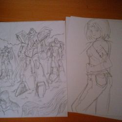 Some sketches