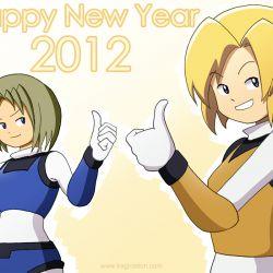 Happy New Year 2012