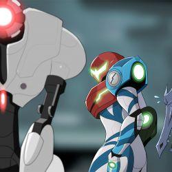 Metroid Dread – Distracted Hunter