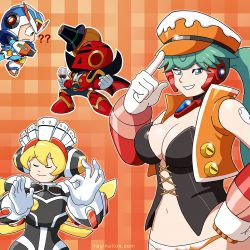 Rockman X DiVE – Halloween Event 2020 – When the amount of fanservice is just right.