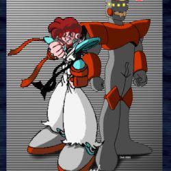 Shoto Man & Fire Man
