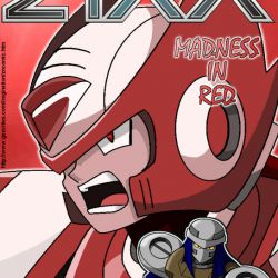 21XX Madness in Red Cover